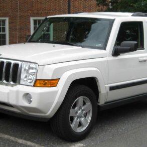 2007 Jeep XK Commander