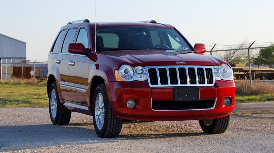 2010 Jeep WK S-Limited