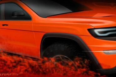 2014 Jeep Trailhawk II concept