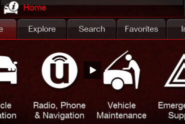 Vehicle User Guide