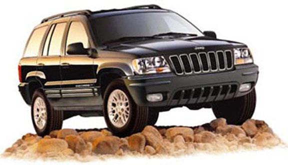 2002 Jeep WJ Grand Cherokee Limited