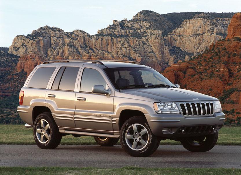 2002 jeep wj grand cherokee overland