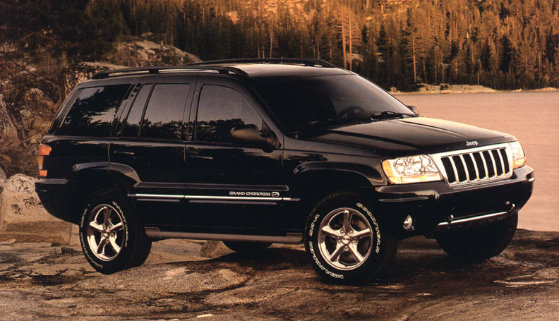 2004 jeep wj grand cherokee overland