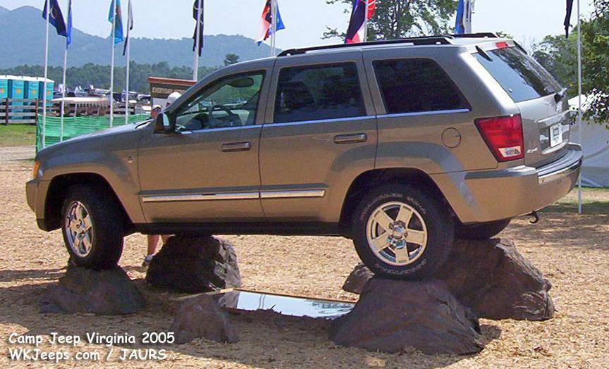 2005 Jeep WK