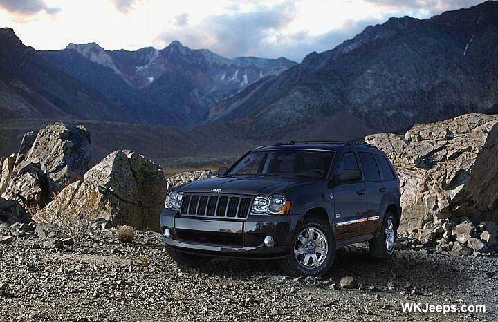2009 jeep wlk grand cherokee