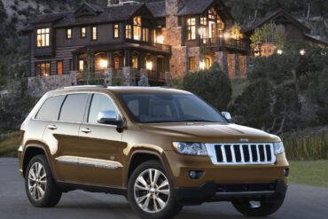 2011 jeep wk2