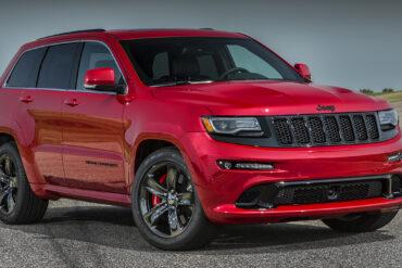 2015 jeep grand cherokee wk2 srt8