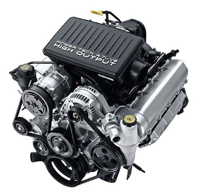 4.7L HO PowerTech V8