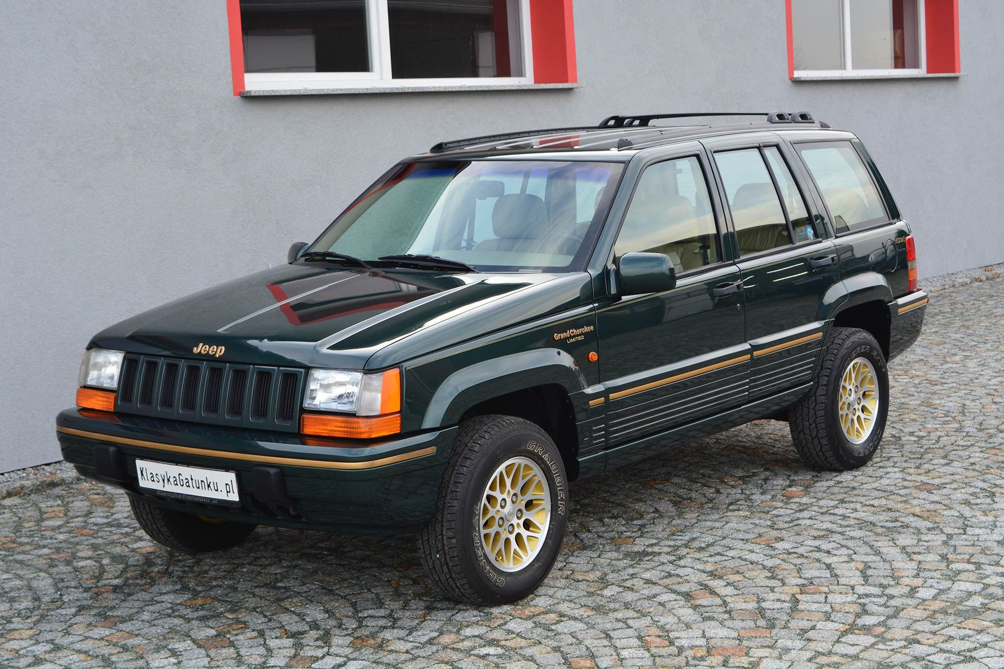 1993 jeep zj