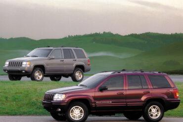 1998 vs 1999 jeep grand cherokee cherokee