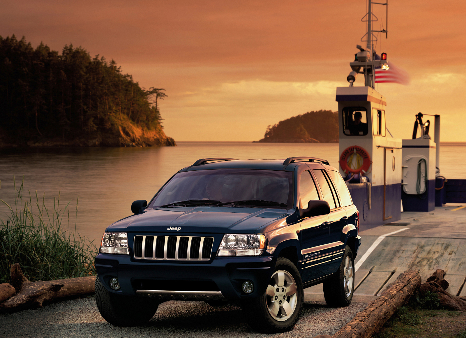 2003 jeep grand cherokee wallpaper