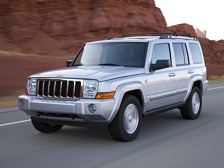 2005 jeep commander