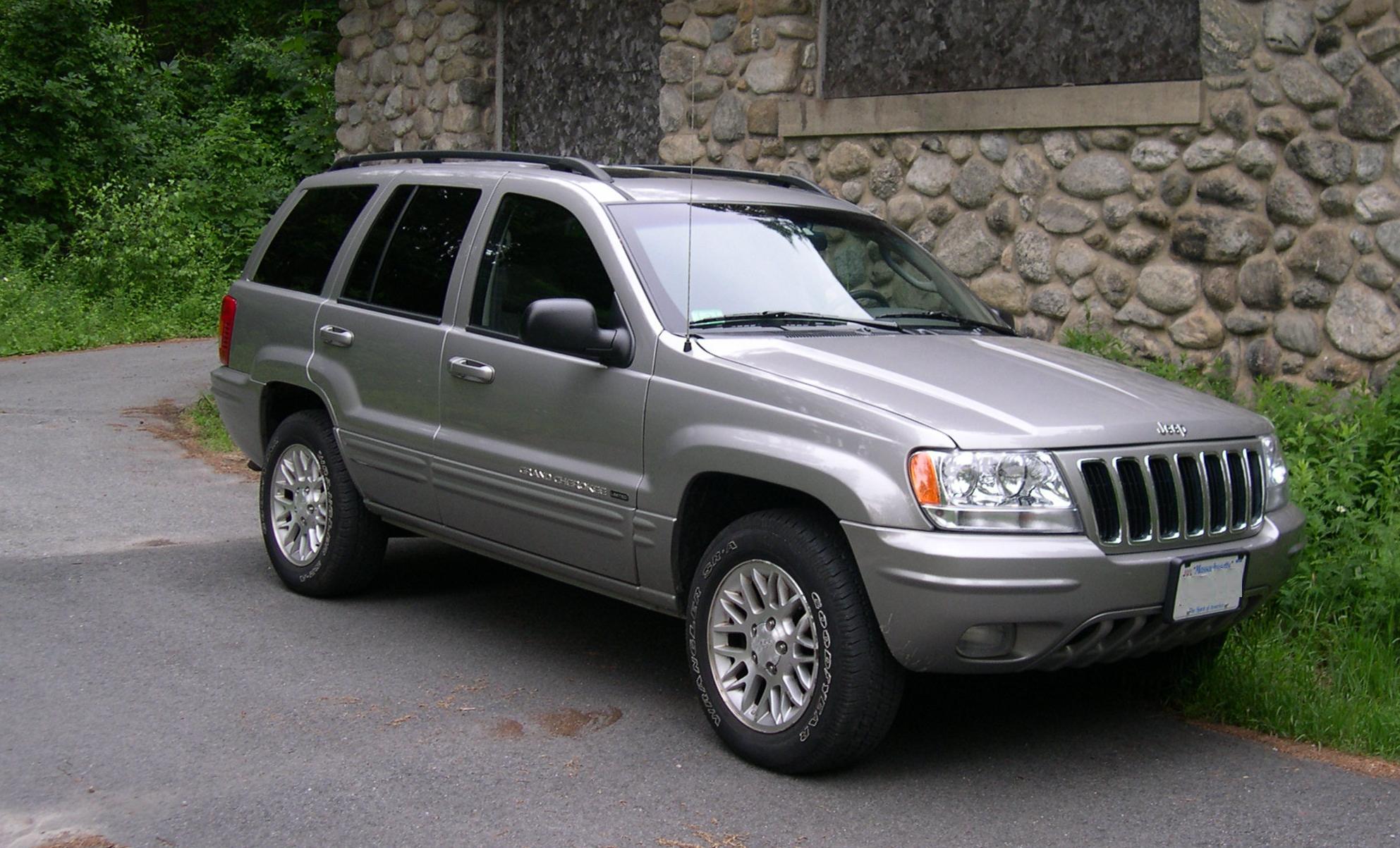 1999 jeep wj