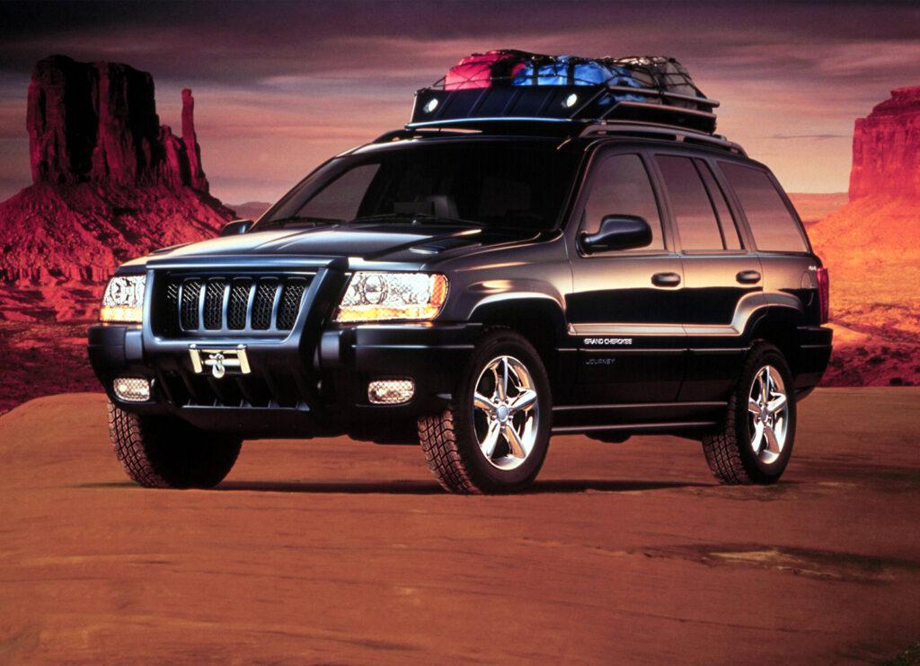 1999 Jeep Grand Cherokee wallpapers