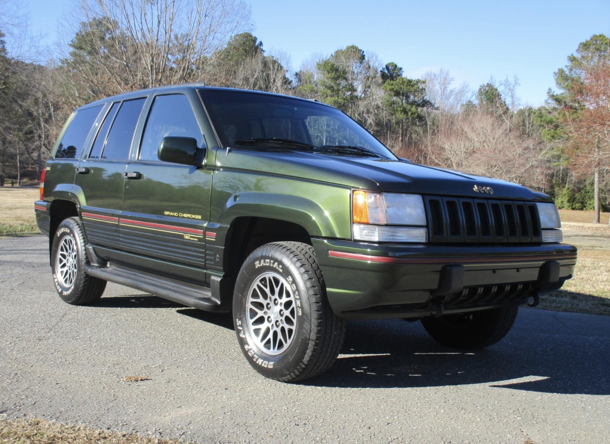1995 jeep zj