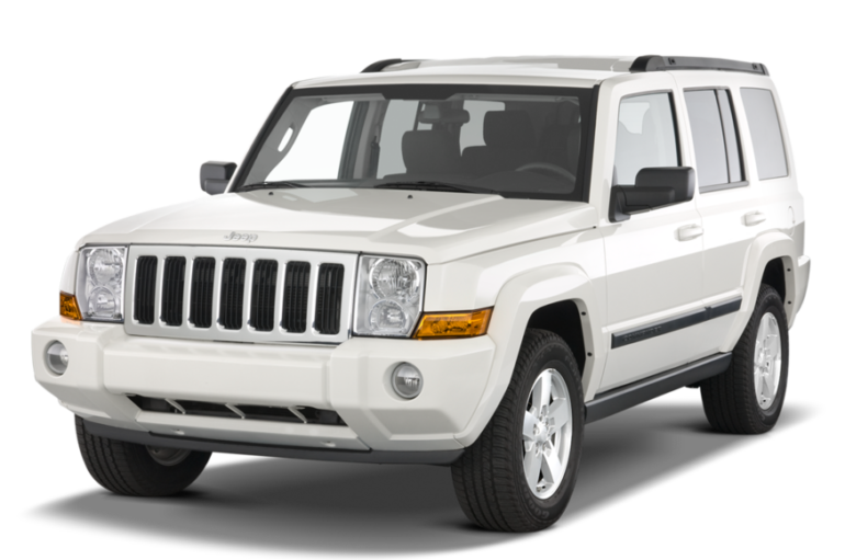 2010 Jeep Commander XK