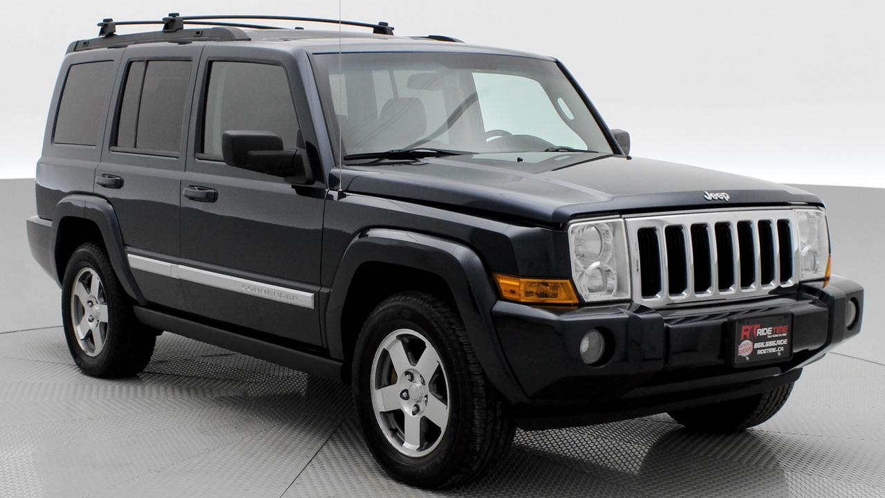 2010 jeep xk commander