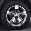 WK Bright Polished aluminumm wheel