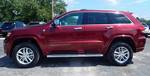 2017 Overland with ORII package