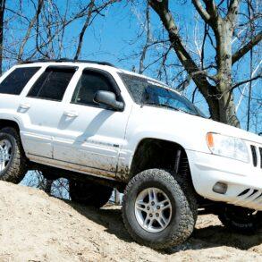 2000 Jeep Grand Cherokee wallpapers
