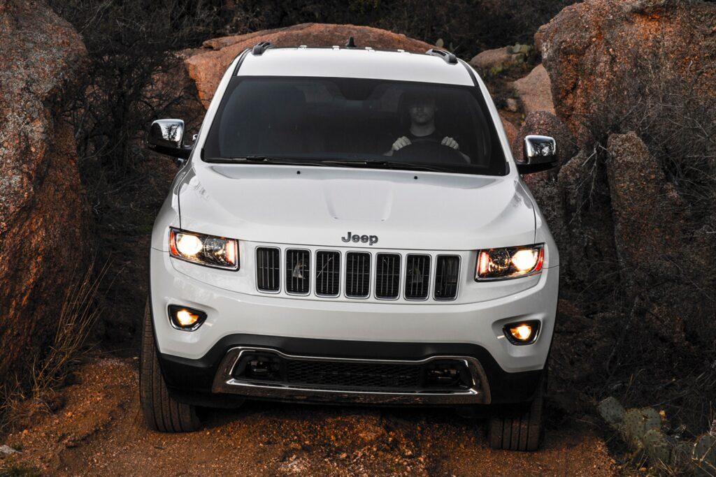 2015 Jeep Grand Cherokee wallpapers