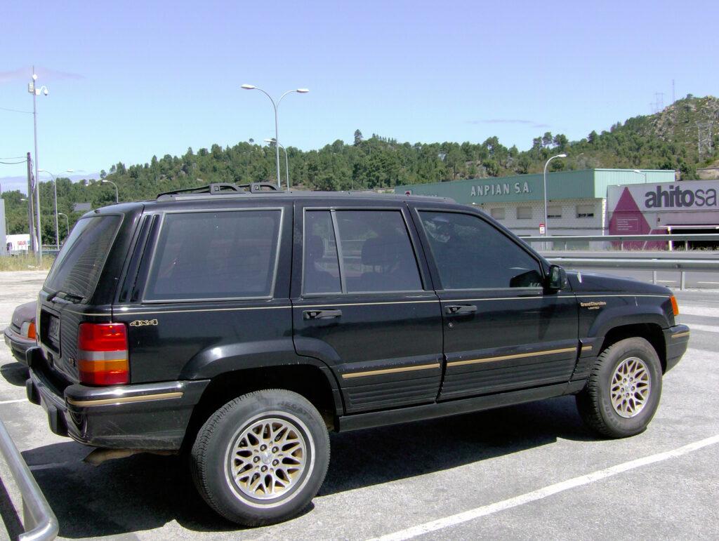 1994 Jeep Grand Cherokee wallpapers