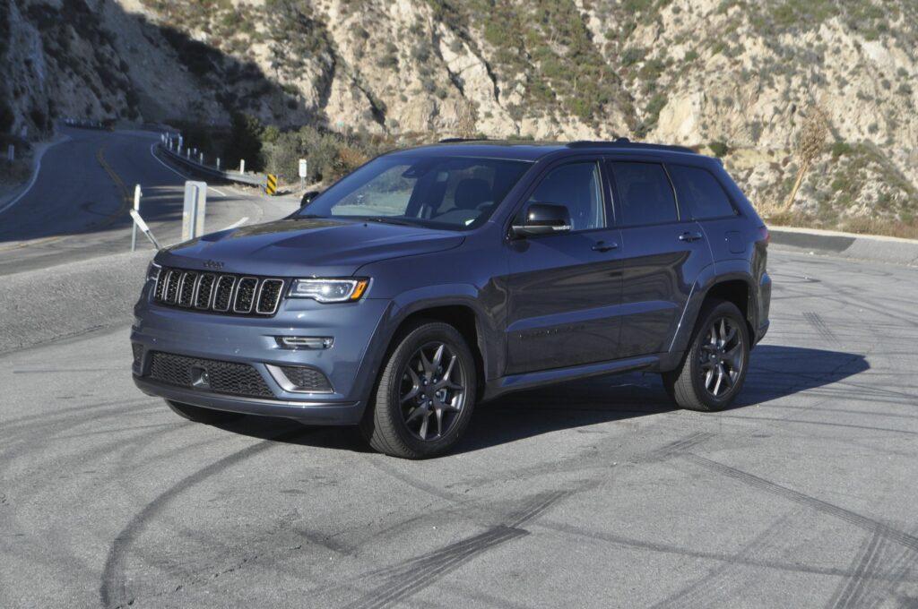 2020 Jeep Grand Cherokee wallpapers