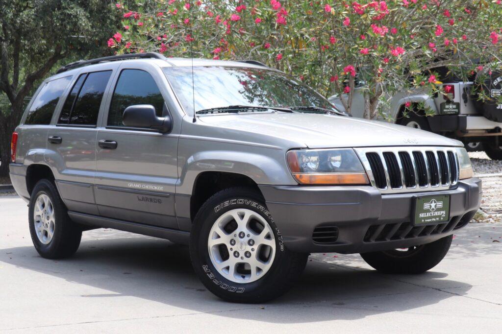 2001 Jeep Grand Cherokee wallpapers
