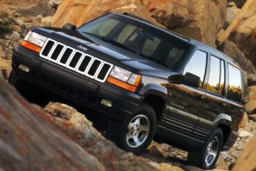 1996 Jeep Grand Cherokee wallpapers
