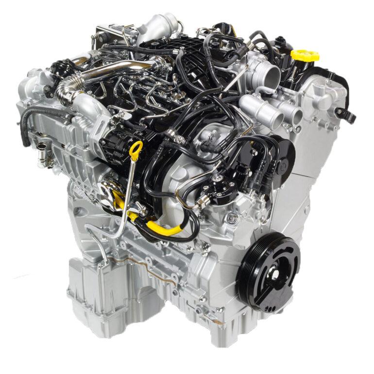 jeep 3.0L turbo-diesel V6