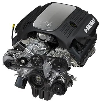 5.7L Hemi V8