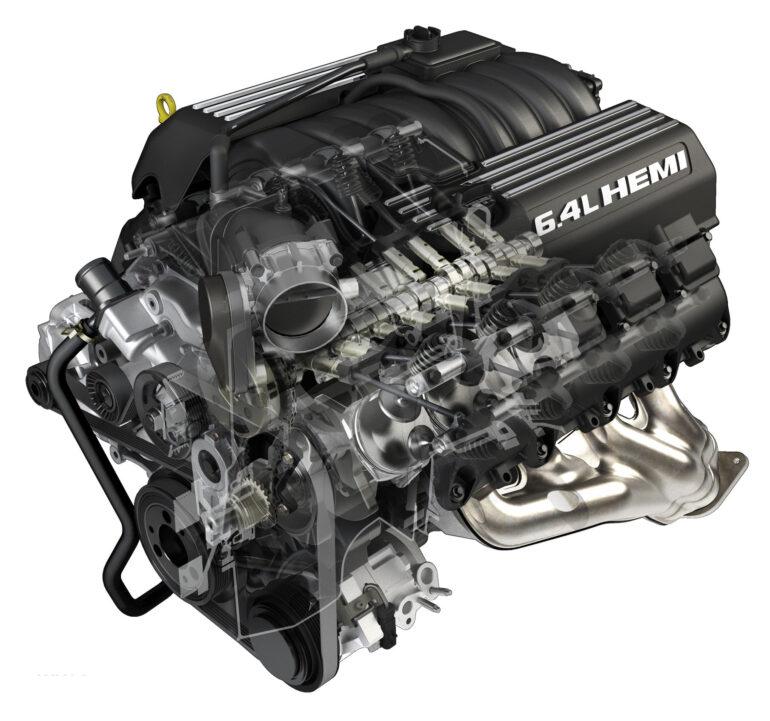 jeep 6.4L hemi V8