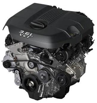 Jeep 3.6L Pentastar V6 engine