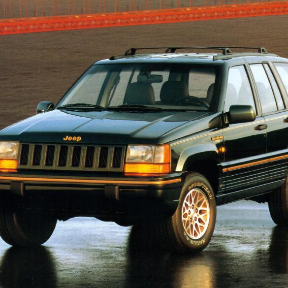 1993 Jeep Grand Cherokee wallpapers