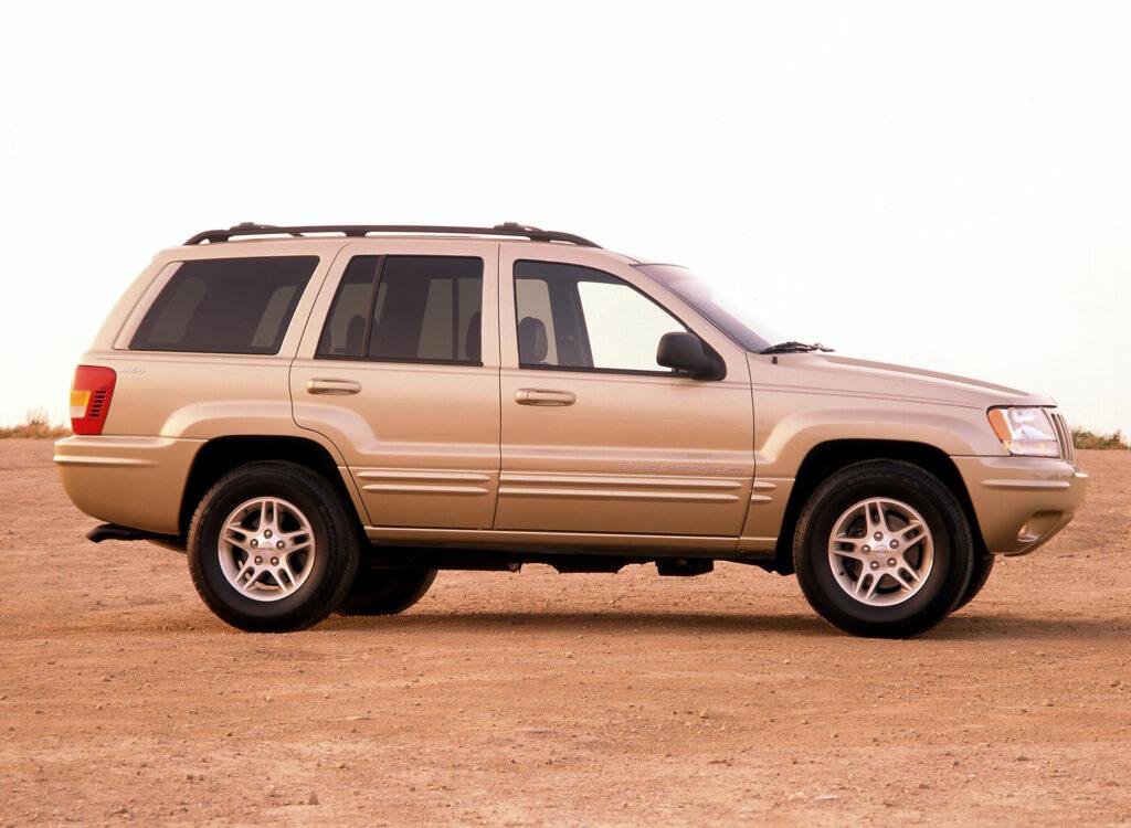 1998 Jeep Grand Cherokee wallpapers