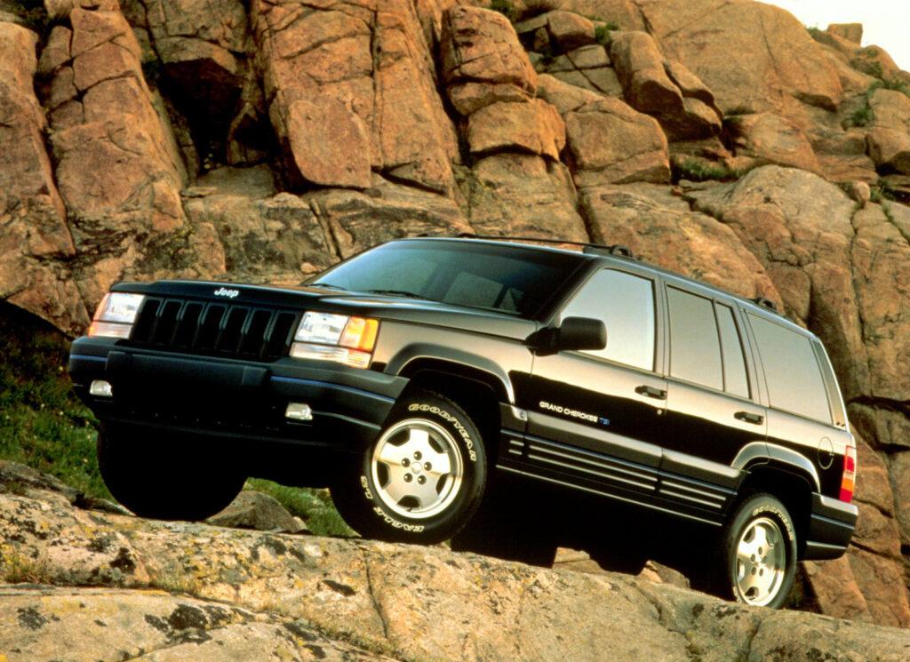 1997 Jeep Grand Cherokee wallpapers