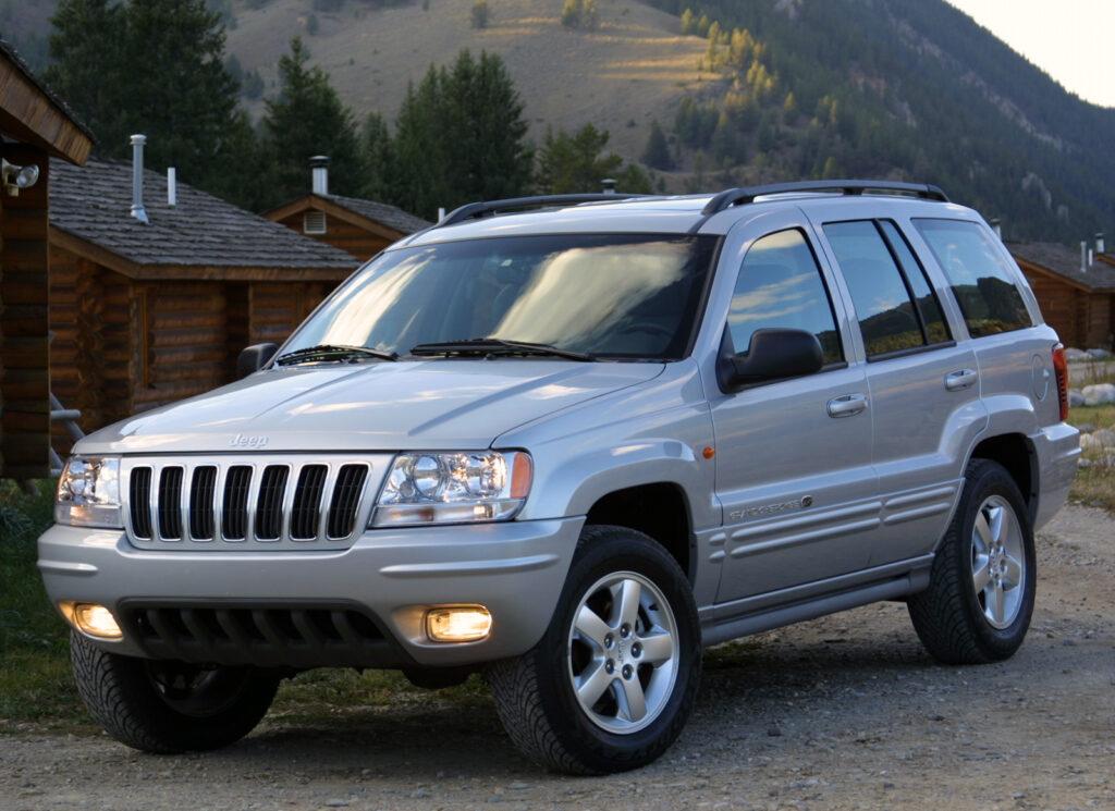 2002 Jeep Grand Cherokee wallpapers