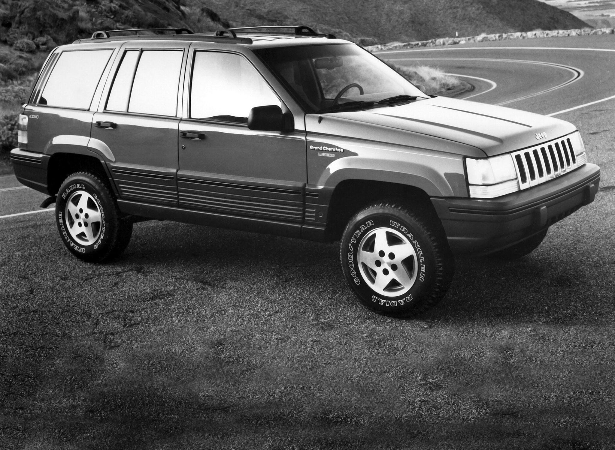 1993 Grand Cherokee Laredo