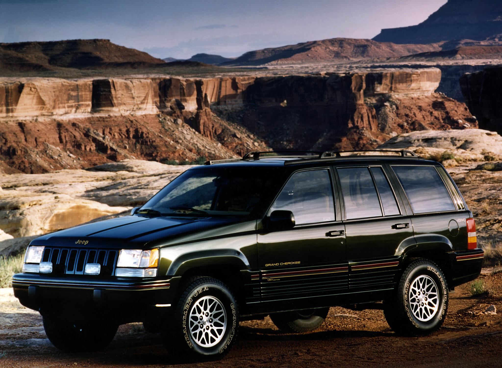 1995 Grand Cherokee