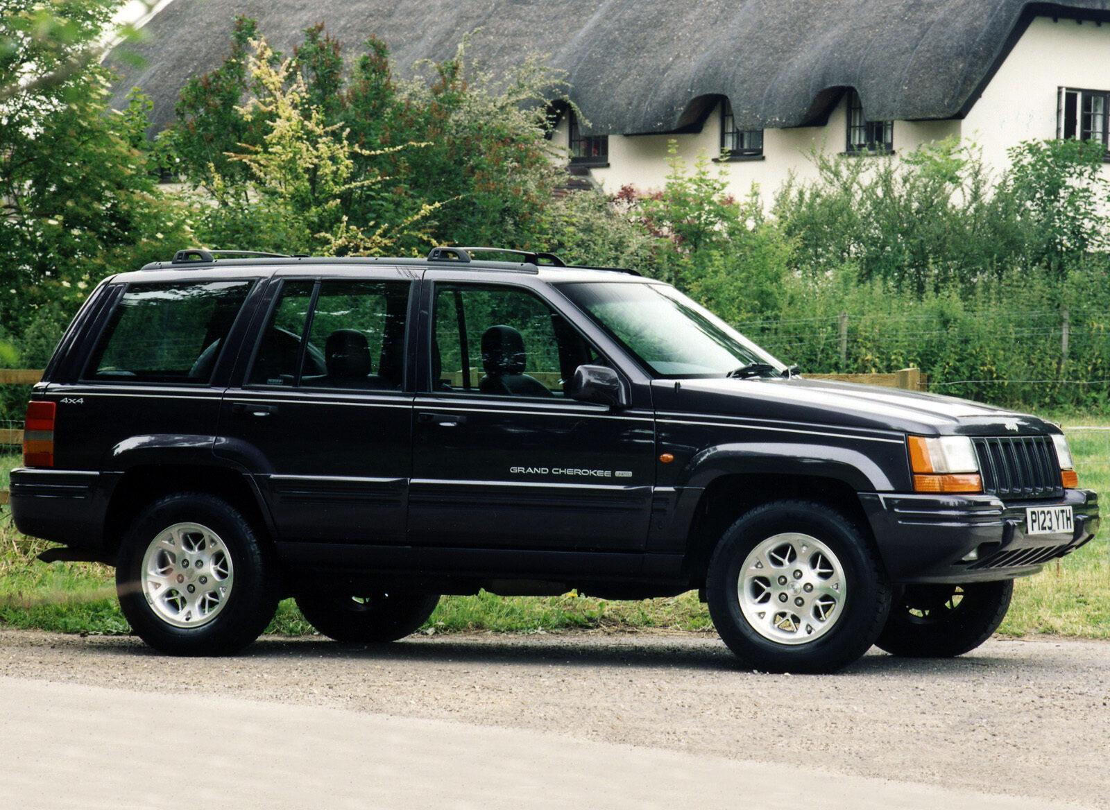 1996 Grand Cherokee Limited