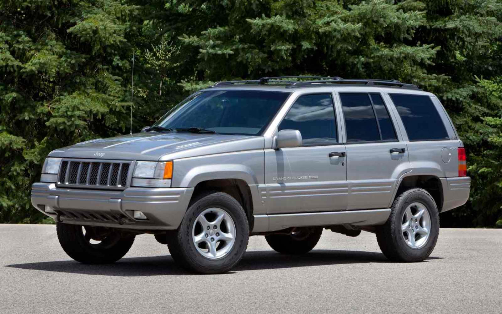 1997 Grand Cherokee