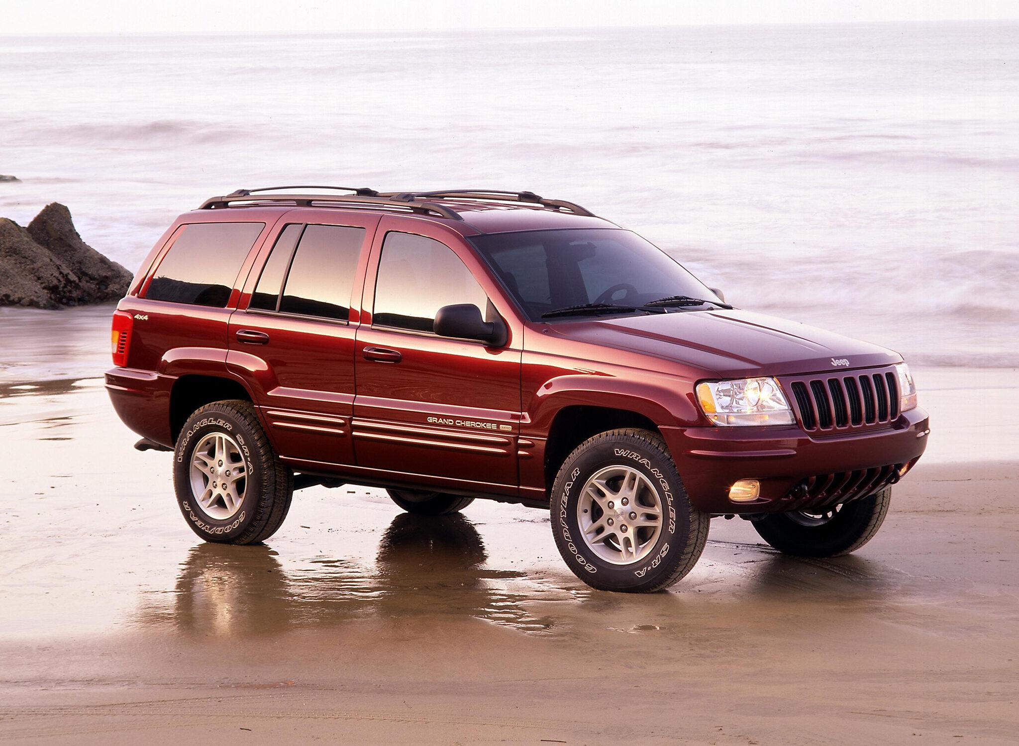 1998 Grand Cherokee Limited