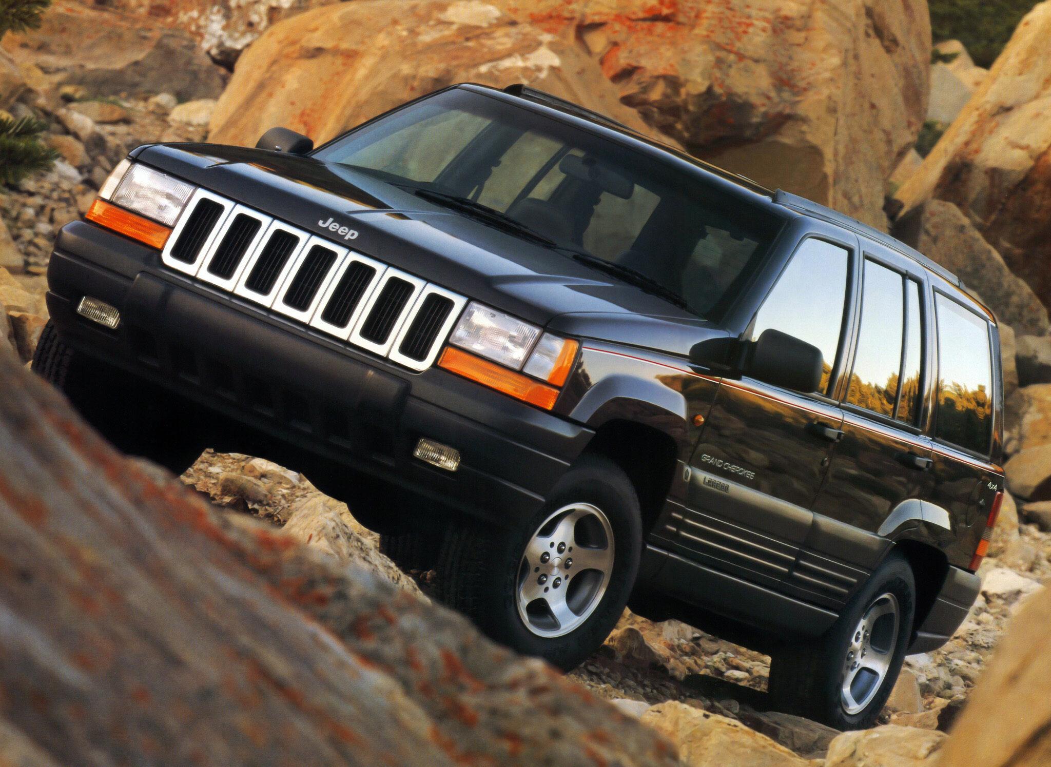 1996 Grand Cherokee Laredo