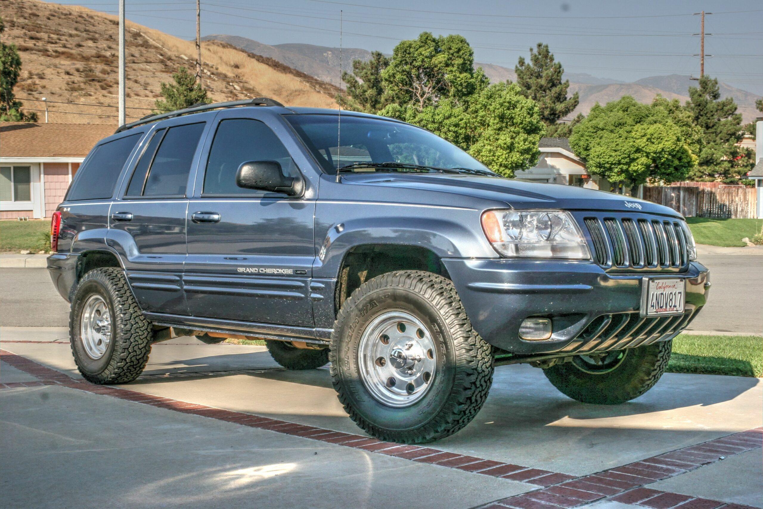2000 Grand Cherokee Limited