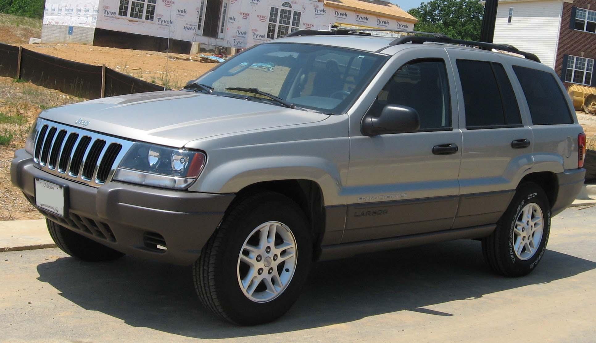1999 Grand Cherokee Laredo