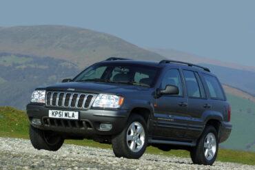 2001 Jeep Grand Cheokee