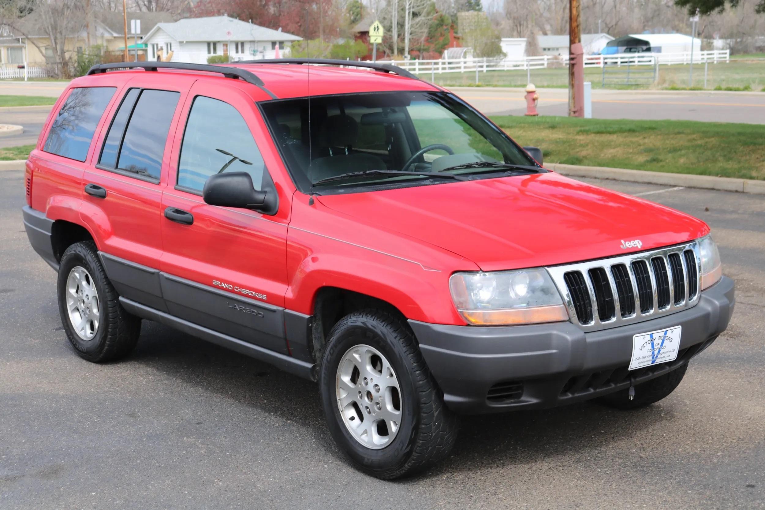 2001 Grand Cherokee Laredo