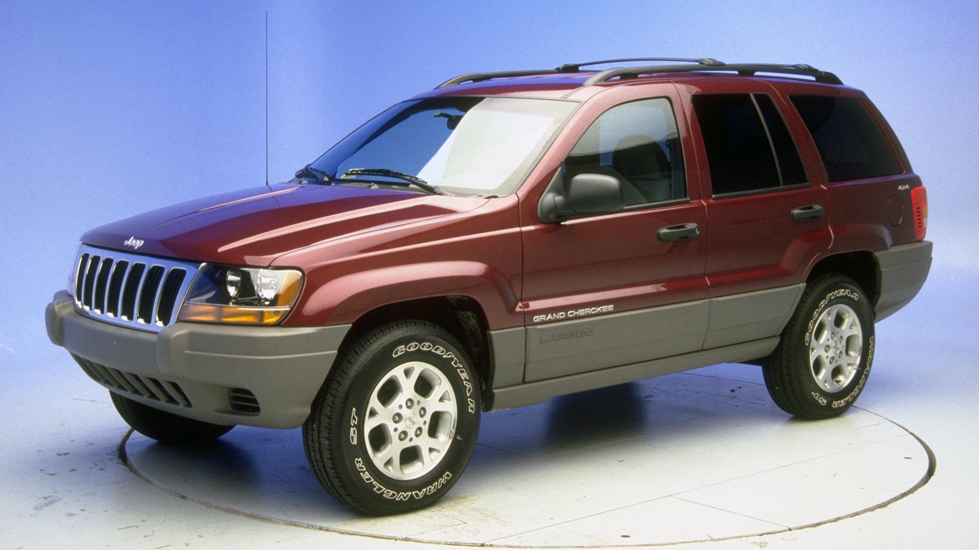 2002 Grand Cherokee Laredo