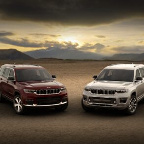 2021 Jeep® Grand Cherokee L